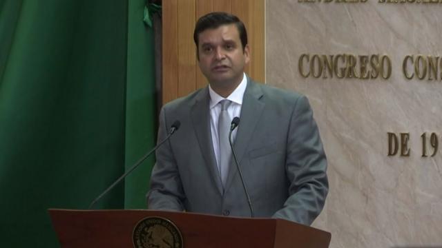 Antonio Echevarría García presenta su Segundo Informe de Gobierno