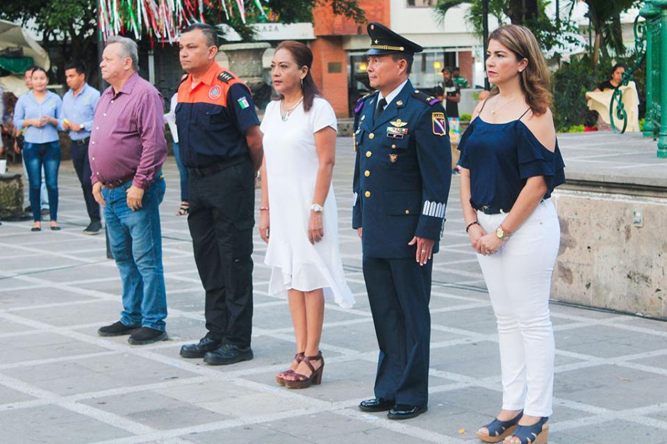 Honran autoridades los ideales de Belisario Domínguez