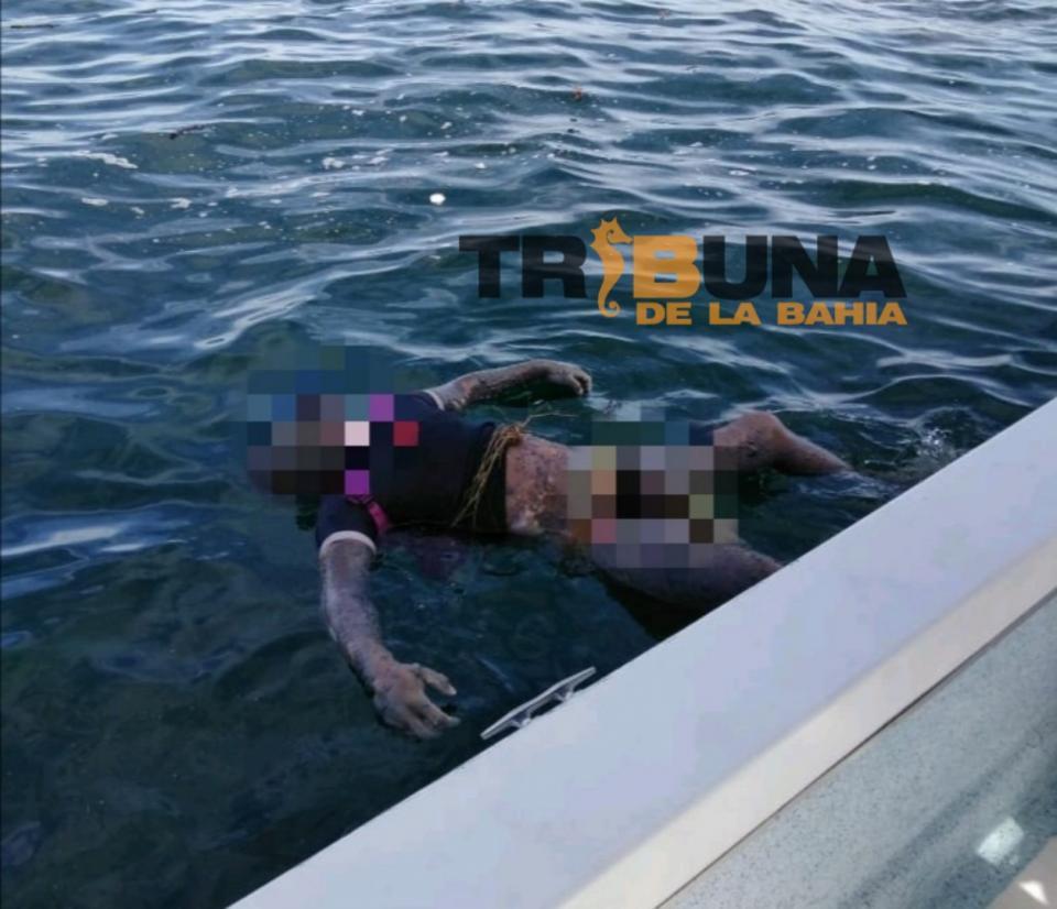 Localizan cuerpo flotando en playas de la Cruz de Huanacaxtle