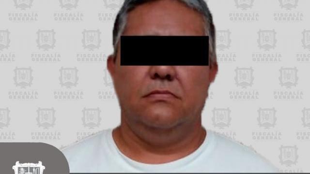 """Detienen a Pavel Emilio """"N"""" exdirector de la penal de Tepic"""