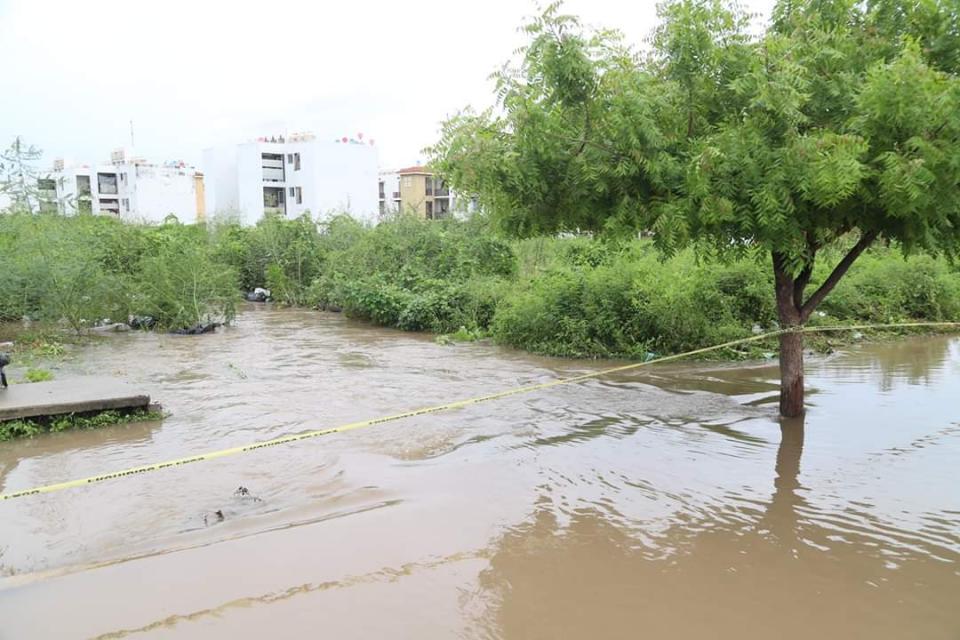 Gobierno de Bahía de Banderas da a conocer las afectaciones por precipitación pluvial