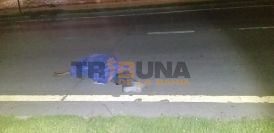 Murió atropellado ciclista en Bucerías