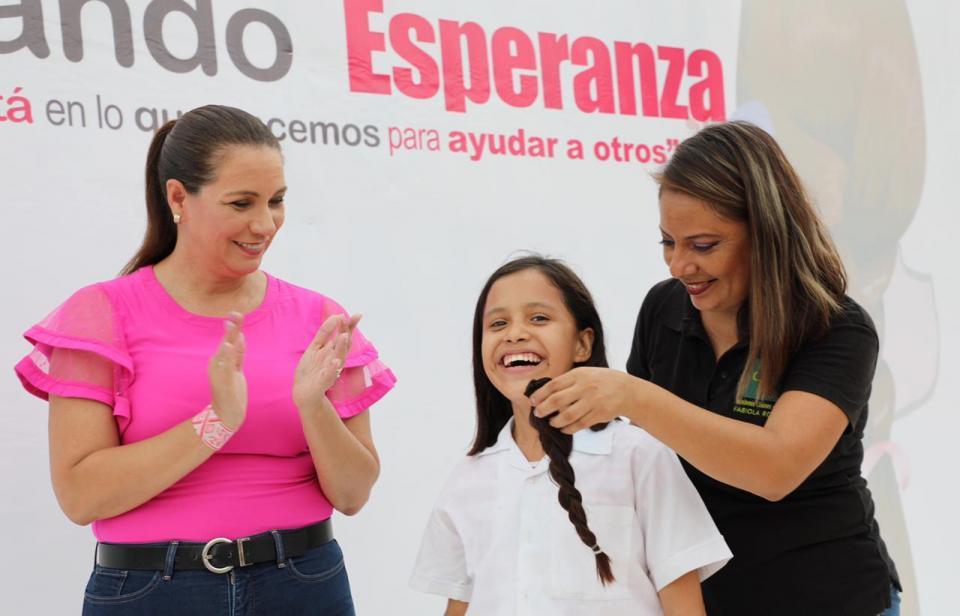 """Lanza DIF Bahía el programa """"Trenzando Esperanza"""""""