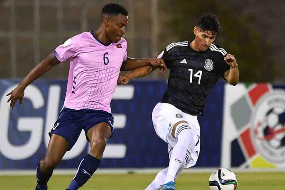 Tri debuta en Liga de Nacionescon triunfo 5-1 sobre Bermudas