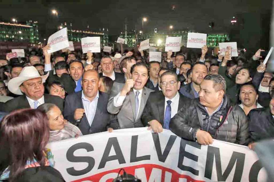 Desesperados alcaldes anteolvido de AMLO: alcalde de Tepic