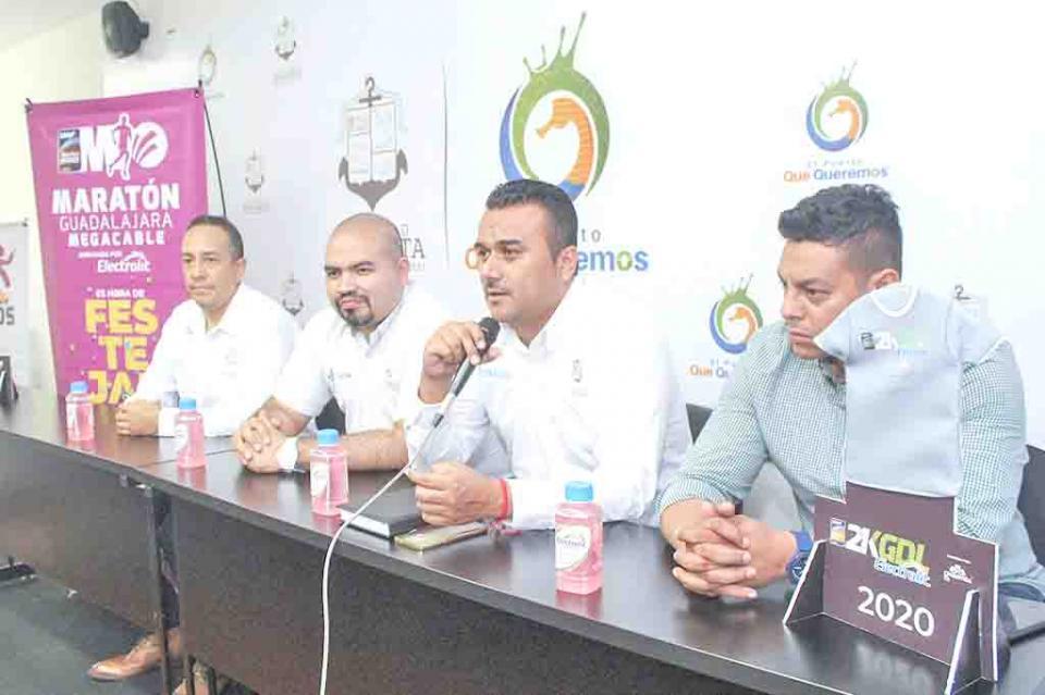 Invitan a participar en el Maratón Guadalajara 2019