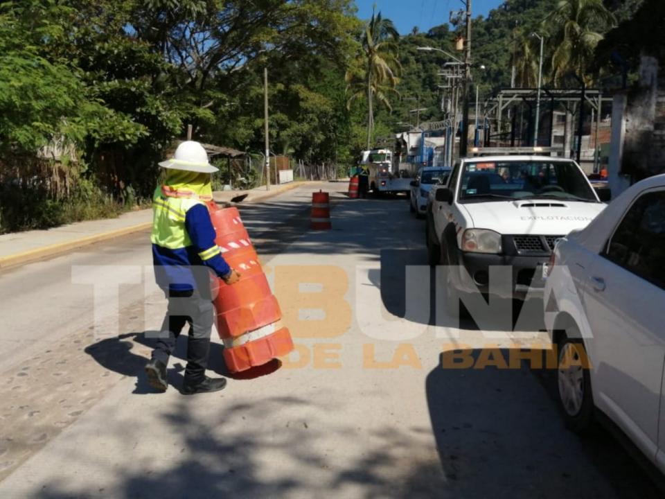 Atiende Citelum reporte de falta de alumbrado publico en Buenos Aires