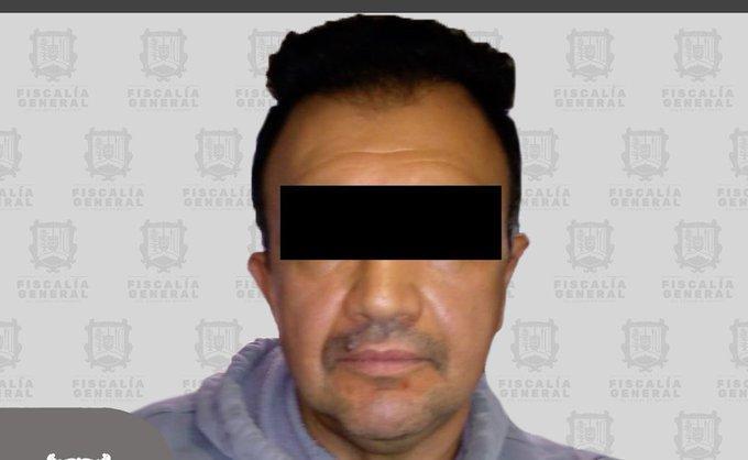 Carlos Saldate retenido por abuso de autoridad, tráfico de influencias y secuestro