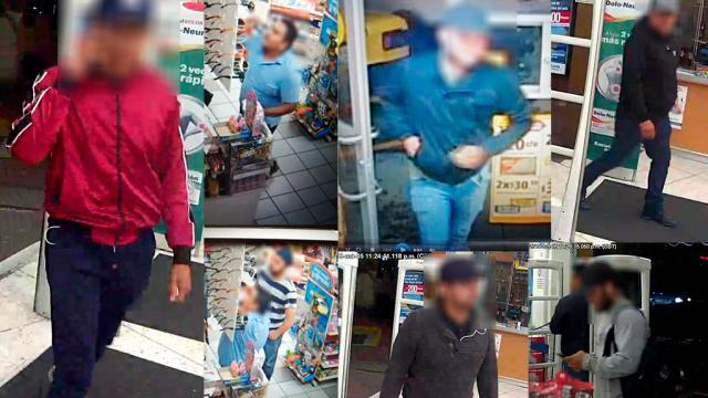 Identifican a presuntos responsables de robos a diferentes tiendas de conveniencia