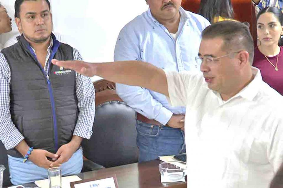 Raúl Rosales es el nuevo directordel jurídico del Ayuntamiento
