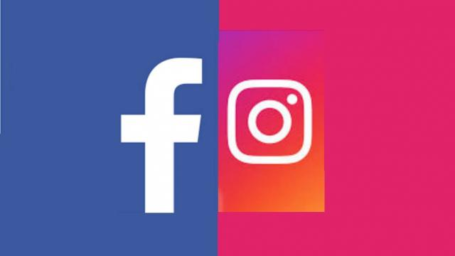 Las redes sociales se cayeron; #FacebookDown #InstagramDown
