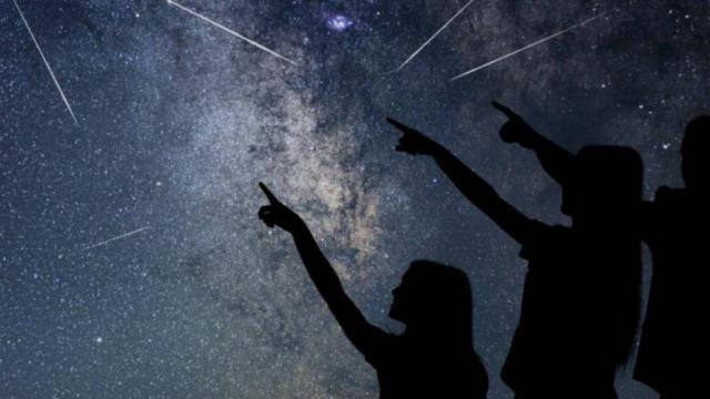 México recibirá en diciembre temporada de lluvia de estrellas gemínidas