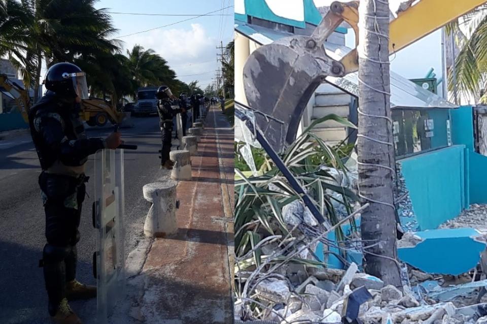 Inicia la liberación de accesos a playas públicas en Quintana Roo