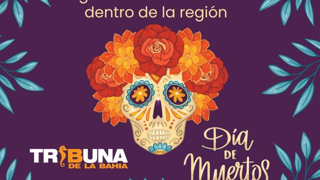 Conoce los festivales por el Día de Muertos de la Región