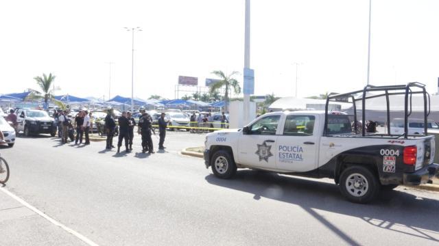 Apoya DSPYT Bahía de Banderas a autoridades estatales en hecho violento en Lago Real