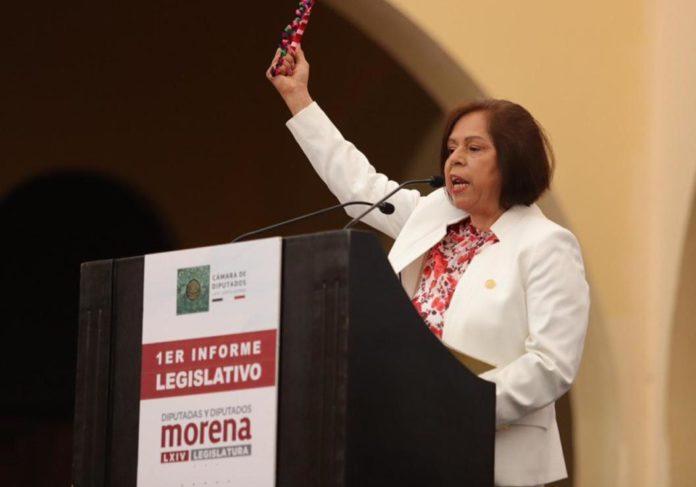 Diputada Lorena Jiménez se descarta para la presidencia municipal
