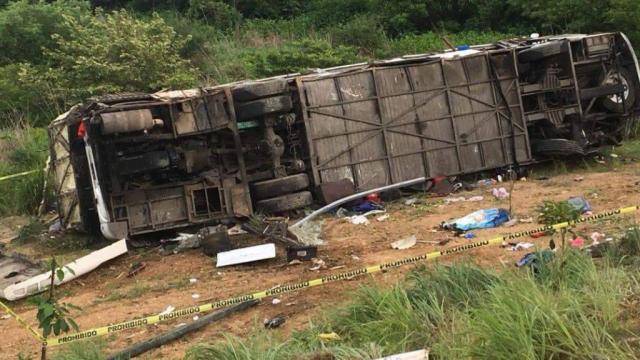 Trágico accidente en carretera Jala-Compostela, deja tres muertos