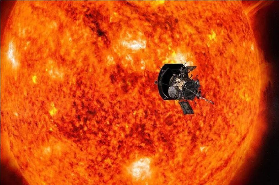 Sonda Parker toca por primera vez el Sol y revela grandes misterios