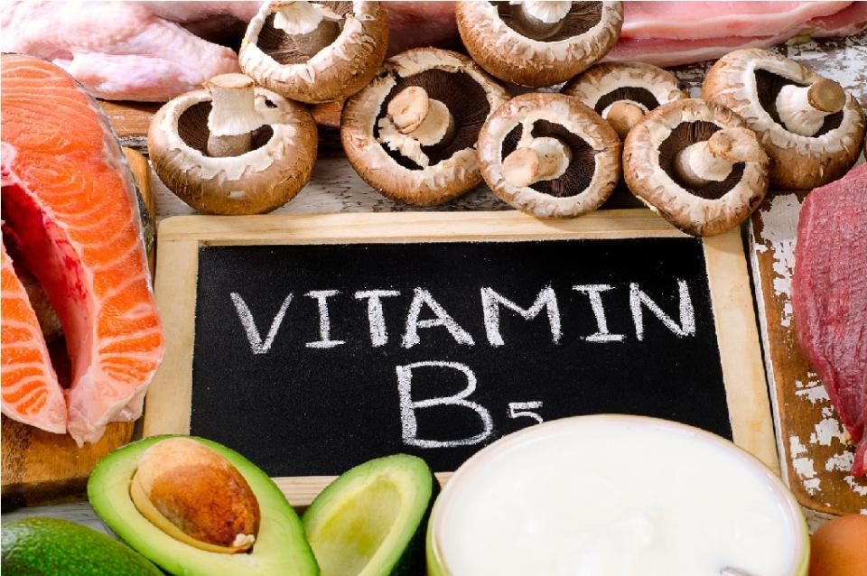 Vitamina B5, mejor aliada en inverno
