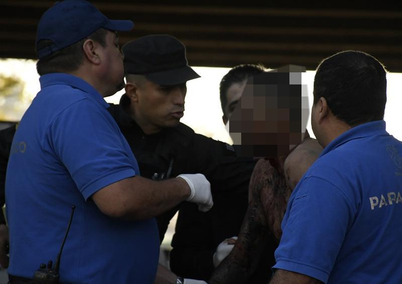 Hombre intenta suicidarse en Tlaquepaque
