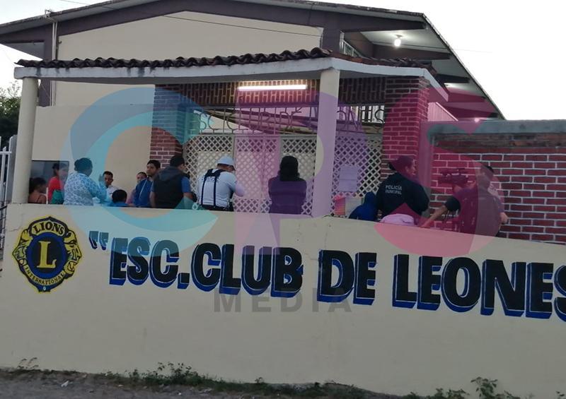 Suspenden a maestra de la escuela Club de Leones