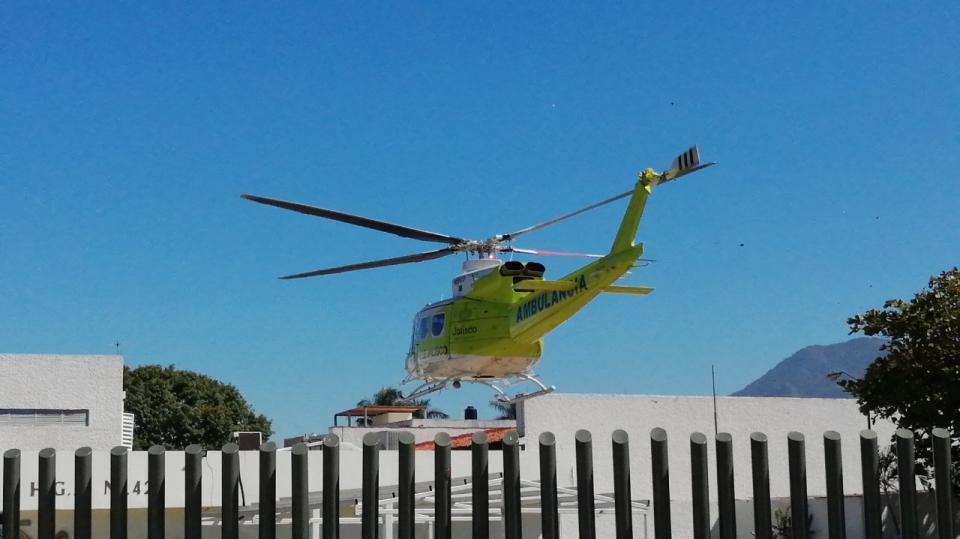 IMSS en proceso de certificación de helipuerto en PV