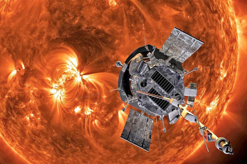 Sonda Solar Orbiter, camino al Sol