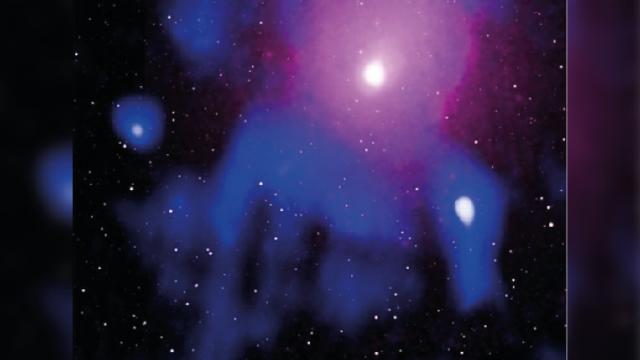 Científicos han detectado una explosión cinco veces mayor que el Big Bang