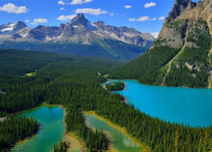México y Canadá unidos por la conservación de áreas protegidas