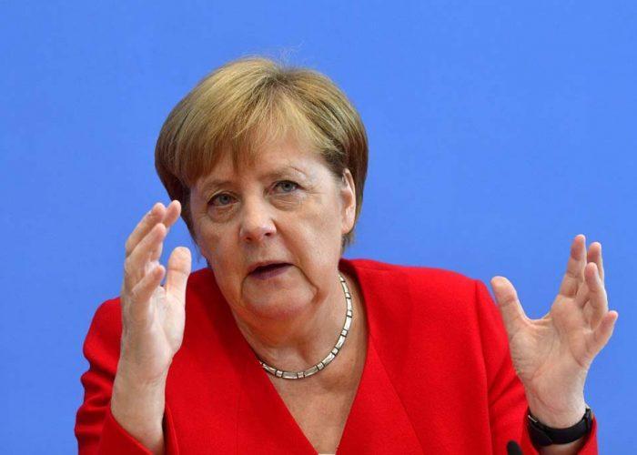 Alemania registra casi 50,000 casos de coronavirus, Merkel pide calma