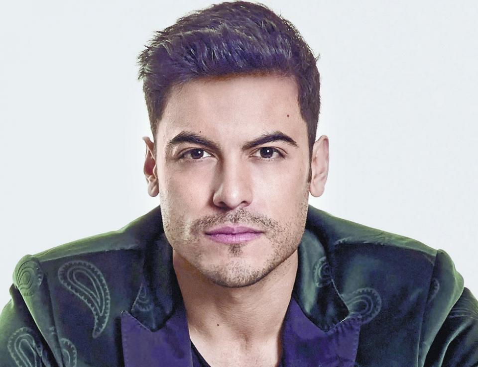 Carlos Rivera cancela concierto para prevenir contagio