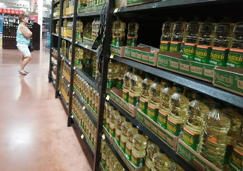 Previene ANTAD abasto de productos y saqueos en comercios