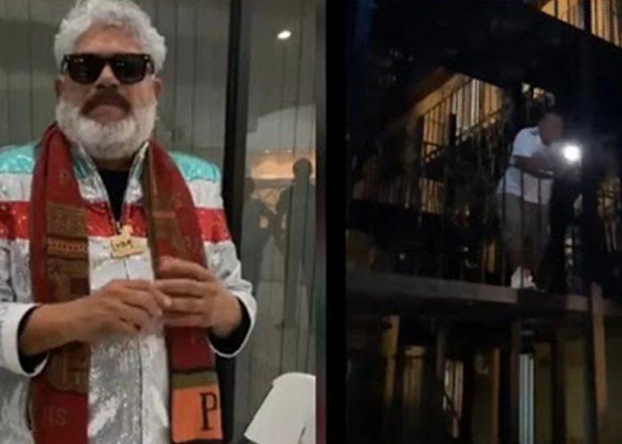 """Mexicanos cantan """"Ramito de Violetas"""" en sus casas por coronavirus"""