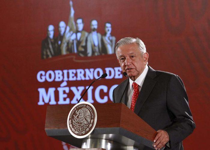 No hay desborde del coronavirus en México López Obrador