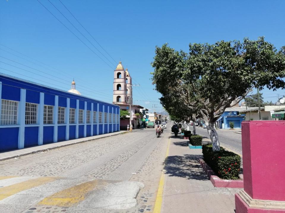 San Juan de abajo semidesértico en contingencia por COVID-19