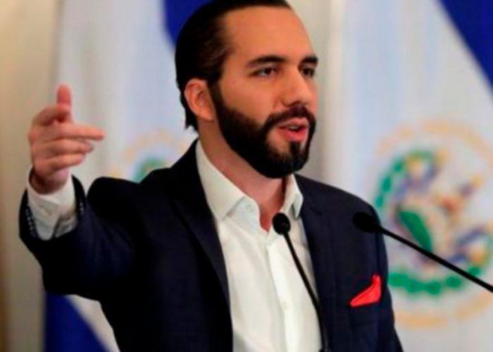 """""""No estoy a favor del aborto"""" Presidente del Salvador"""