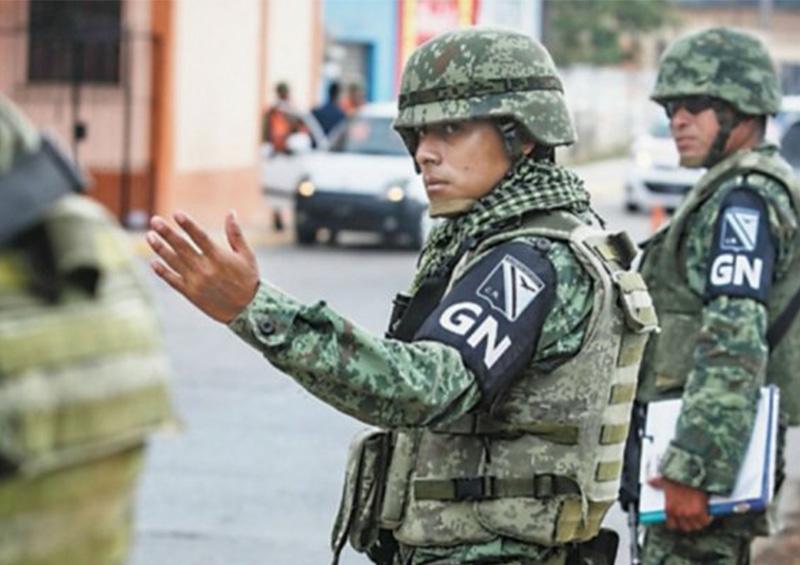 Apoyará la Guardia Nacional a gobiernos estatales ante saqueos a comercios