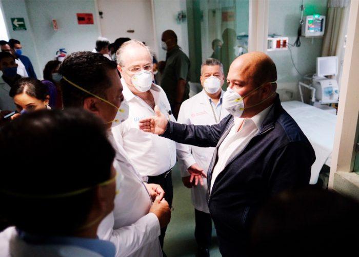 Empresa falló con pruebas para Covid-19 en Jalisco: Enrique Alfaro