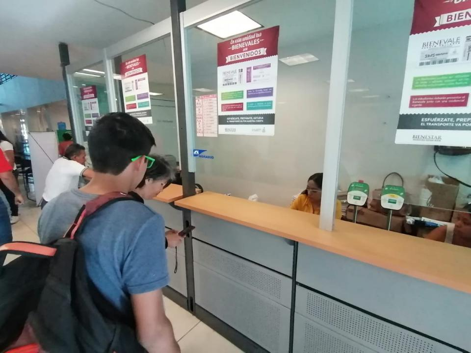 "Reanudan entrega de ""Mi Pasaje"" a estudiantes"