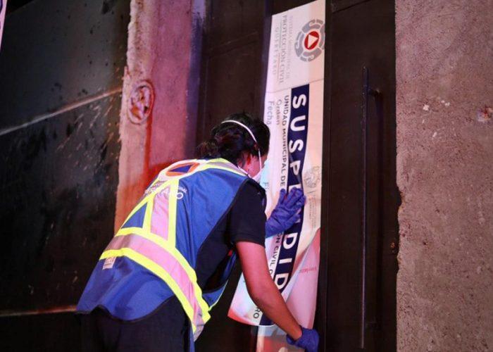 Suspenden 11 negocios en Querétaro por desacato de medidas sanitarias