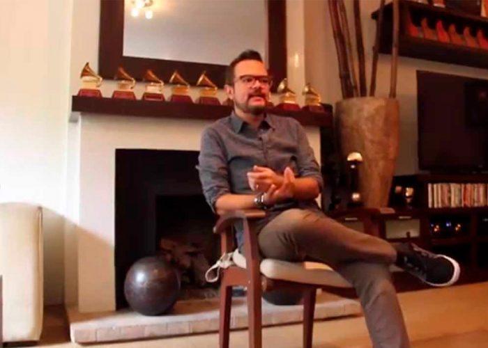 Alex Syntek prepara concierto para transmitir vía Internet