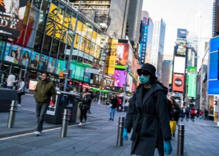 Casos de coronavirus en estado de Nueva York suben a 44.635, con 519 muertes