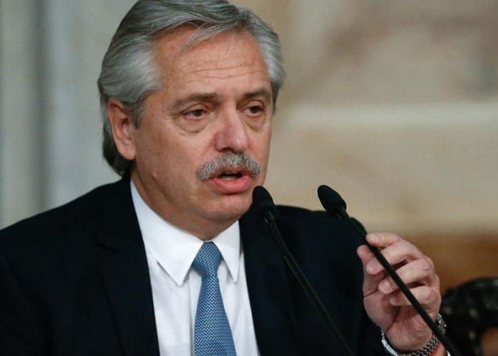 Alberto Fernández invita al G20 a crear un fondo de emergencia humanitaria por coronavirus