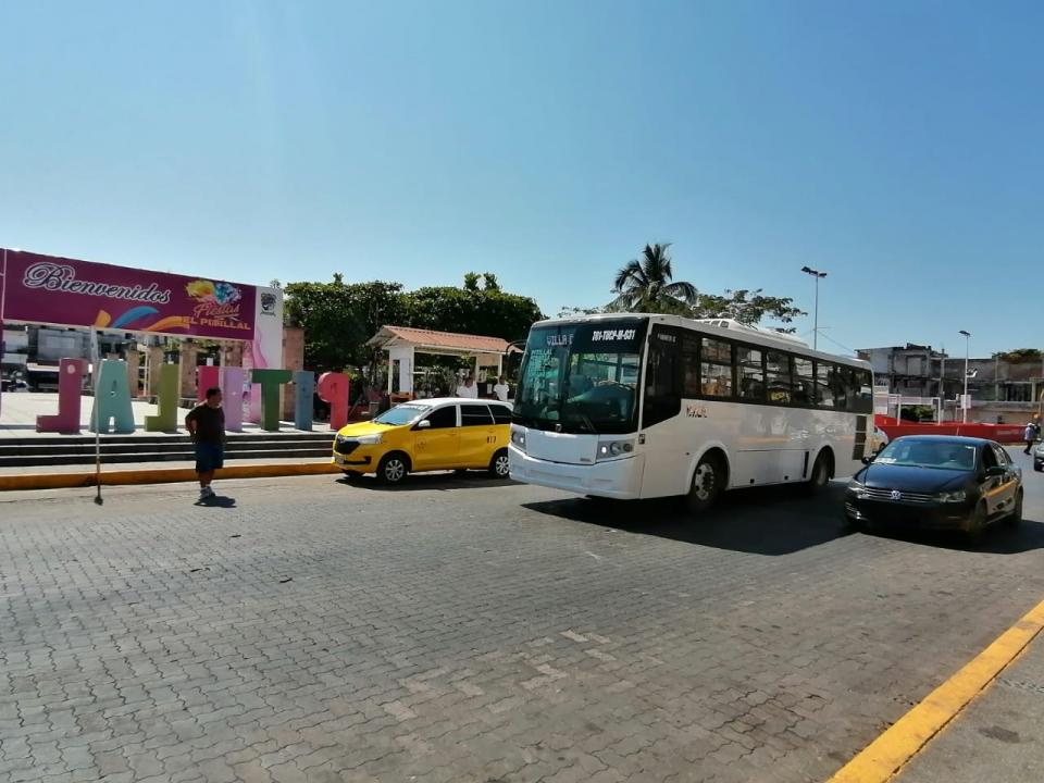 Garantizan transporte en Puerto Vallarta