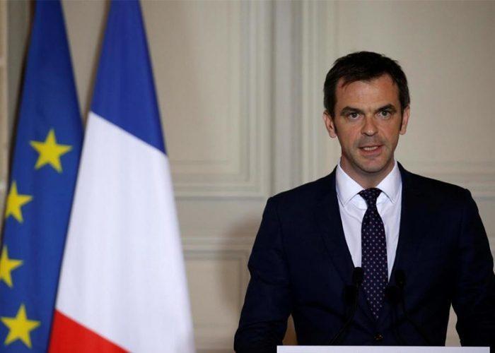 Francia se convierte en el quinto país con más de 1.000 muertos por Coronavirus