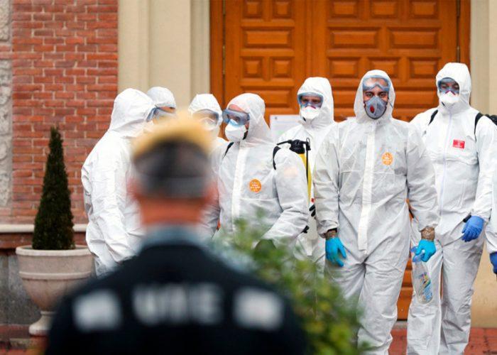 Emergencia en las residencias de España: 1.307 ancianos muertos por coronavirus