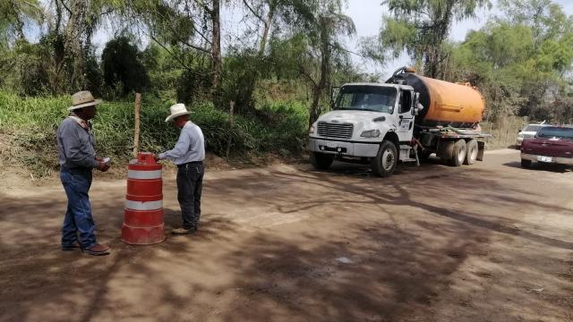Filtros en Puente Ameca incrementaron tráfico en Paso del Guayabo
