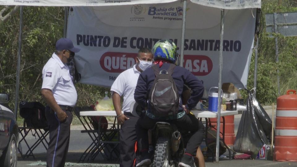 Incrementarán filtros sanitarios en Bahía de Banderas