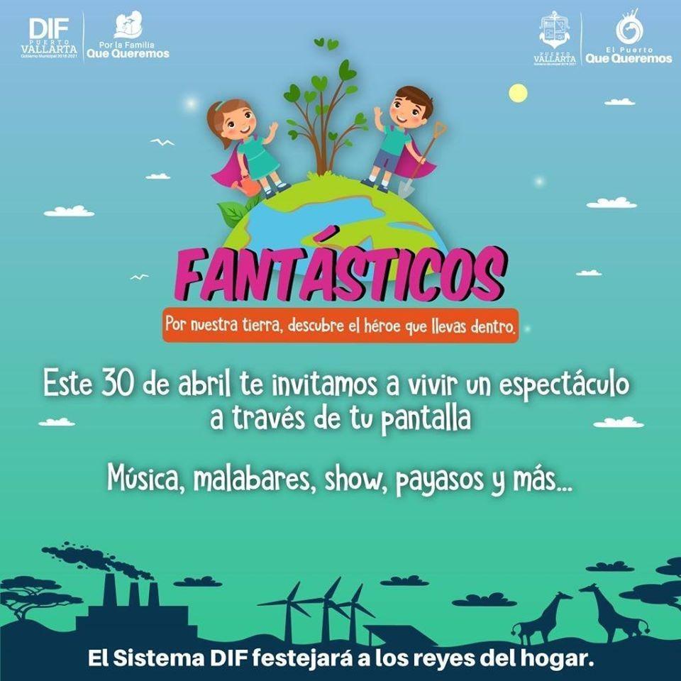 DIF celebrará Día del Niño a través de plataformas digitales