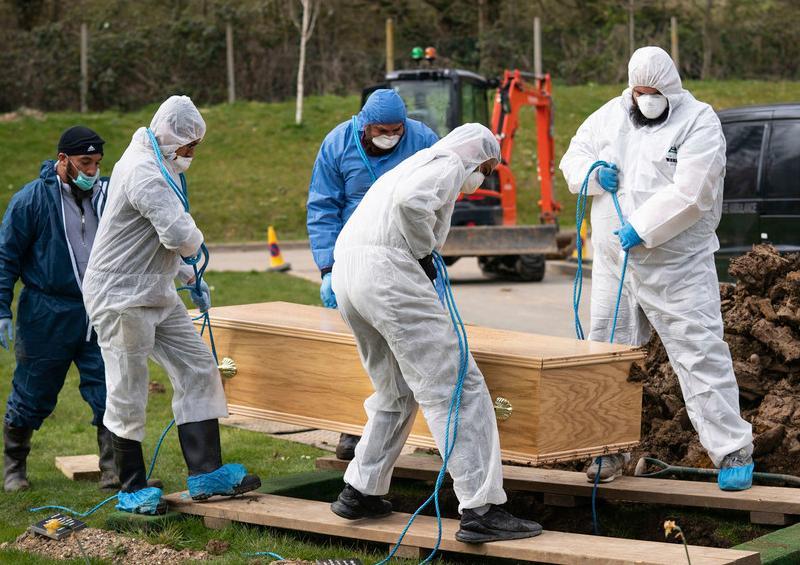 Más de 700 muertos por coronavirus en 24 horas en Reino Unido